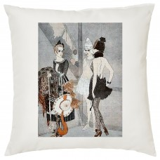 Ladies Day Decorative Cushion