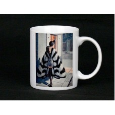Exotic Lady Decorative Mug
