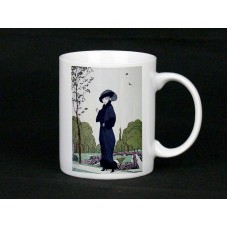 Walk In The Park Ceramic Mug