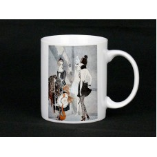Ladies Day Ceramic Mug