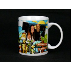 Zoo Personalised Photo Mug