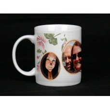 Garden Bird Personalised Photo Mug