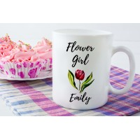 Wedding Party Ceramic Mug (Tulip)